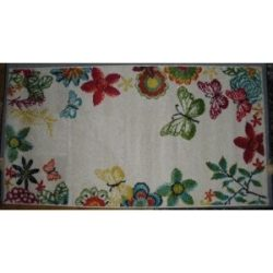 Gyerek szőnyeg pillangós 80 x 150 cm