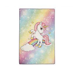 Gyerek szőnyeg bolygós 100 x 190 cm