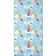 Princess lepedő, Disney hercegnők lepedő  160 x 200 cm