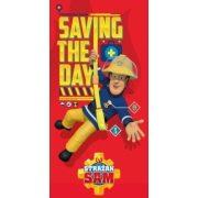Fireman Sam /Sam a tűzoltó fürdőlepedő S2.