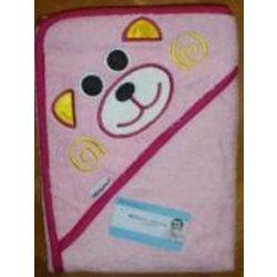 Kifogó 80 x 80 cm rózsaszín kutyás