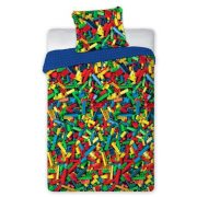 LEGO ÁGYNEMŰHUZAT 140 x 200 CM + 70 x 90 CM