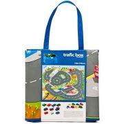 Gyerek játszószőnyeg játéktároló 100 x 100 cm