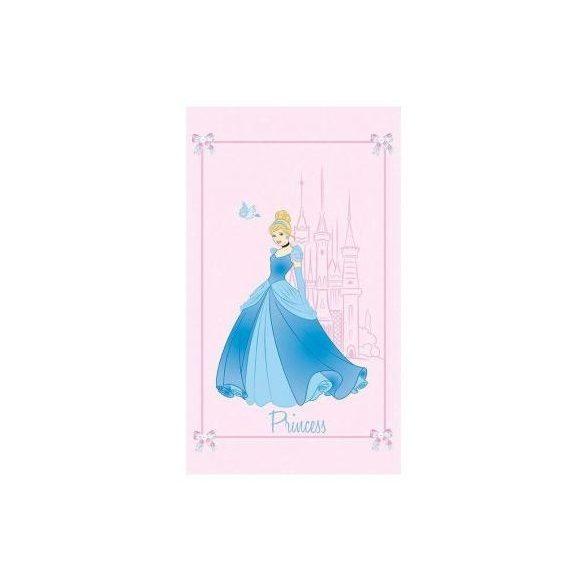 Princess/ Disney hercegnők fürdőlepedő H1.