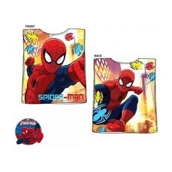 Spiderman poncsó, Pókember poncsó